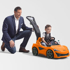 Picture of Vehicul MCLAREN 570S PUSH SPORTS