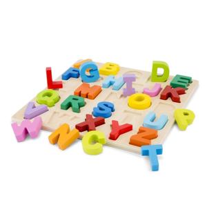 Picture of Puzzle Alfabet Litere Mari