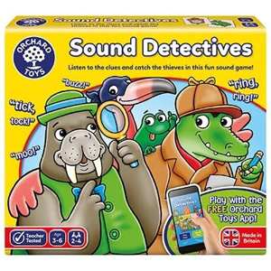 Picture of Joc educativ Sunetul Detectivilor SOUND DETECTIVES