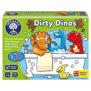Picture of Joc educativ Dinozauri Murdari DIRTY DINOS