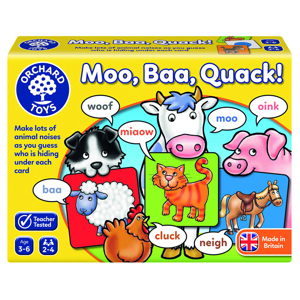 Picture of Joc educativ Moo Bee Mac MOO BAA QUACK
