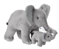 Imaginea Mama si Puiul - Elefant