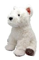 Imaginea Catel Westie - West Highland White Terrier - Jucarie Plus Wild Republic 30 cm