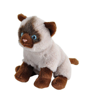 Imaginea Pisica Siameza - Jucarie Plus Wild Republic 13 cm
